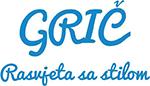 Logo gricrasvjeta.com